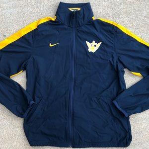 Nike Naval Academy Navy Full Zip Jacket Men's MED